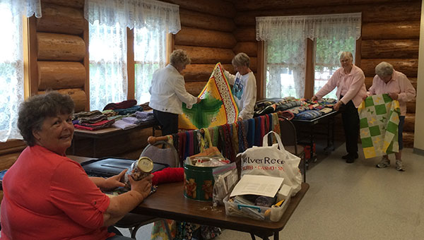 Birch Bay Quilters – An Update and Upcoming Raffle