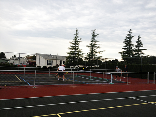 New Pickleball Courts Ready to Use
