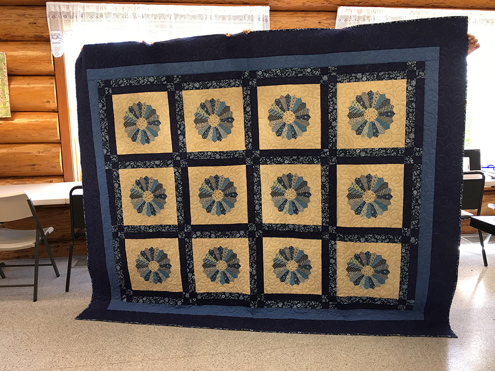 Latitude 49 Quilt Winner to be Drawn at August 26 Dance!